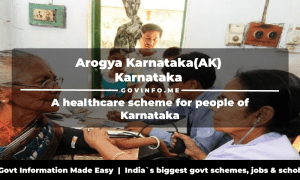 Arogya Karnataka(AK) Karnataka a healthcare scheme for people of Karnataka Eligibility, Benefits & Implementation