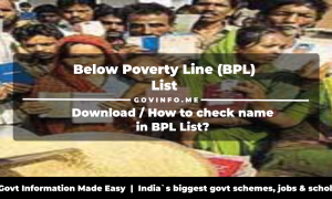 BPL List how to check name in BPL list download BPL list state-wise BPL list SECC-2011 secc.gov.in