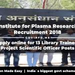 Institute for Plasma Research