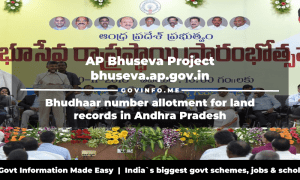 AP Bhuseva Project
