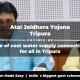 Atal Jaldhara Yojana Tripura