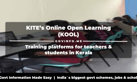 KITE's Online Open Learning (KOOL)