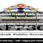 Arunachal Pradesh Public Service Comission