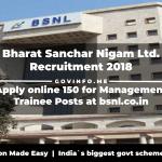 Bharat Sanchar Nigam Ltd.