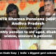 NTR Bharosa Pensions (NBP) Andhra Pradesh Monthly pension to old aged, disabled, widow, weavers & patients
