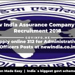 New India Assurance Company Ltd