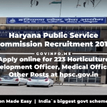 Haryana Public Service Commission
