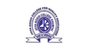 Joya Gogoi College Golaghat Recruitment