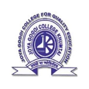 Joya Gogoi College Golaghat Recruitment