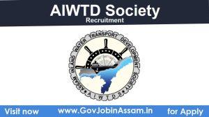AIWTD Society Recruitment 2021