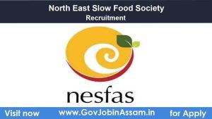 NESFAS Recruitment 2021