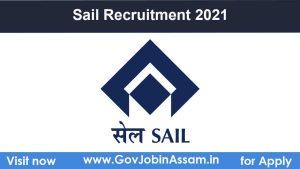 Sail Recruitment 2021
