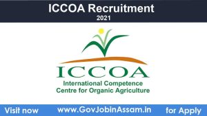 ICCOA Recruitment 2021
