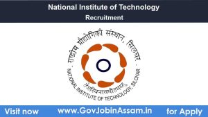 NIT Silchar Non-Teaching Recruitment 2021