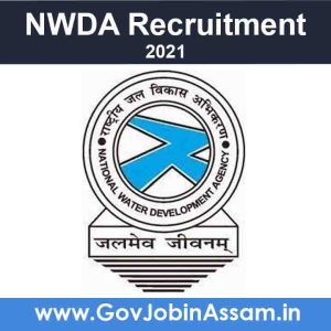 NWDA Recruitment 2021