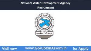 National Water Development Agency (NWDA) Recruitment 2021