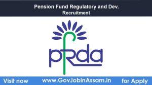 PFRDA Recruitment