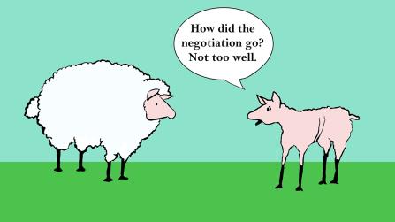 subcontract negotiation