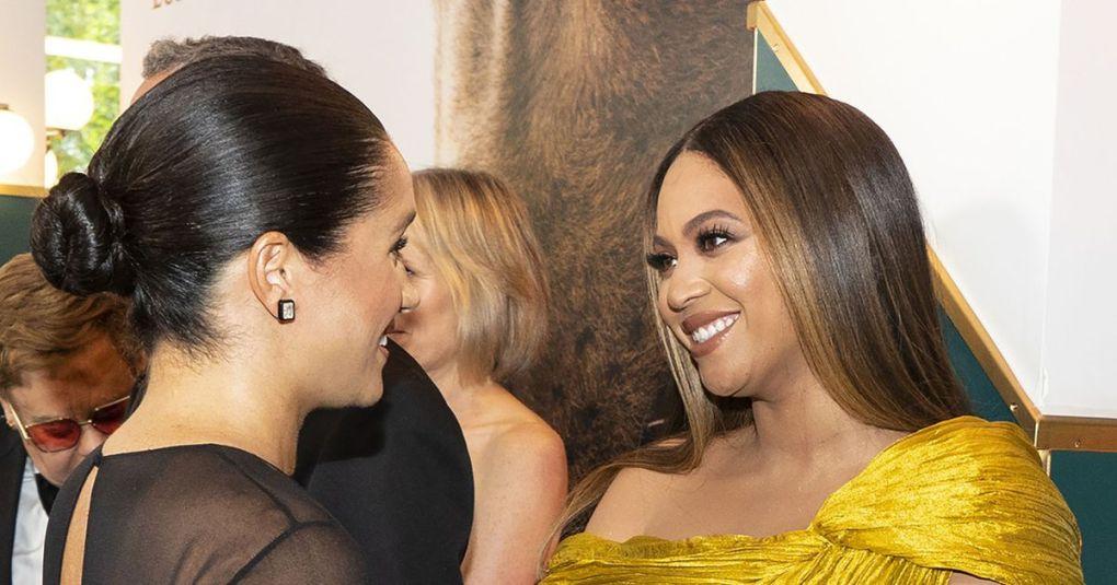 Posneli princa Harryja, ki je prosil, da bi zaposlili Meghan Markle, pevki Beyonce je bilo ob tem zelo nerodno
