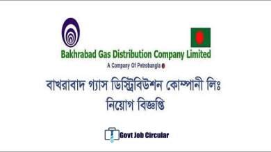 bgdcl job circular
