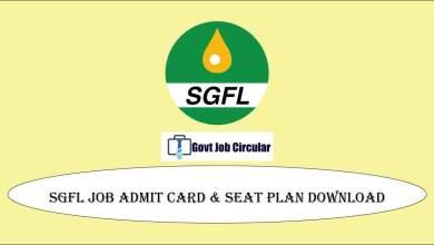 sgfl seat plan