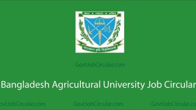 Education jobs Circular, Education News, Government Jobs, Govt Jobs, job circular 2021, Bangladesh Agricultural University Job Circular, BAU Job Circular