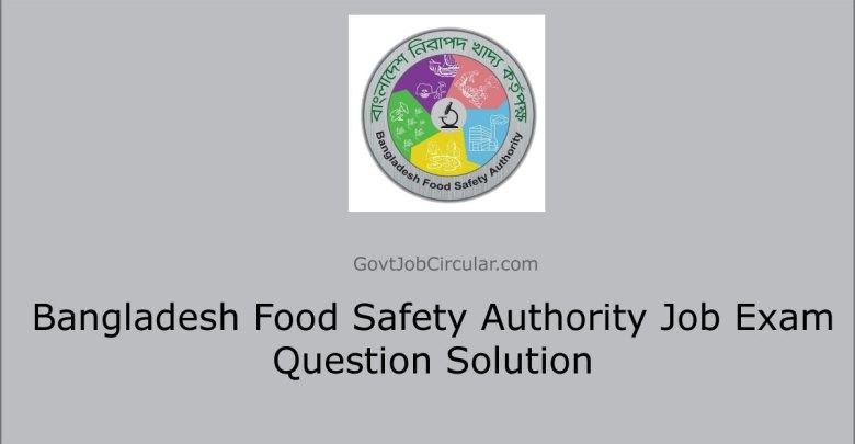 BFSA Question Solve