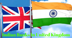 Indian Banks In UK