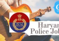 Haryana Police SI Recruitment