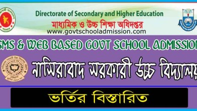 Nasirabad Government High School