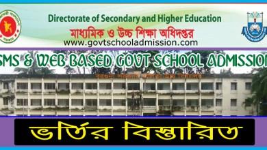 Barguna Govt Girls School