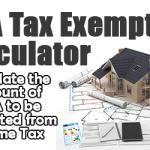 HRA Tax Exemption Calculator