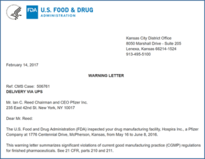 The Ultimate Guide To Form Fda 483s