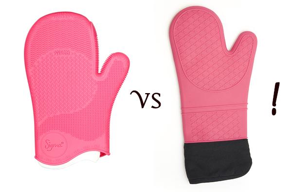 sigma glove vs oven mitt