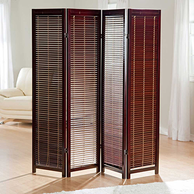 Tranquility-Rosewood-Room-Divider-with-Shutter-Screen
