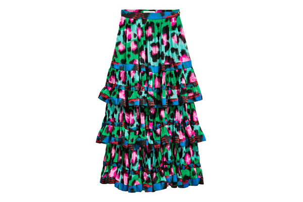 hm-most-expensive-items-ladies-pleated-chiffon-skirt