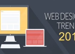 The Popular Trends in Web Designing for 2017
