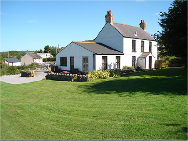 Gower Peninsula Self Catering Accommodation East View Hill House