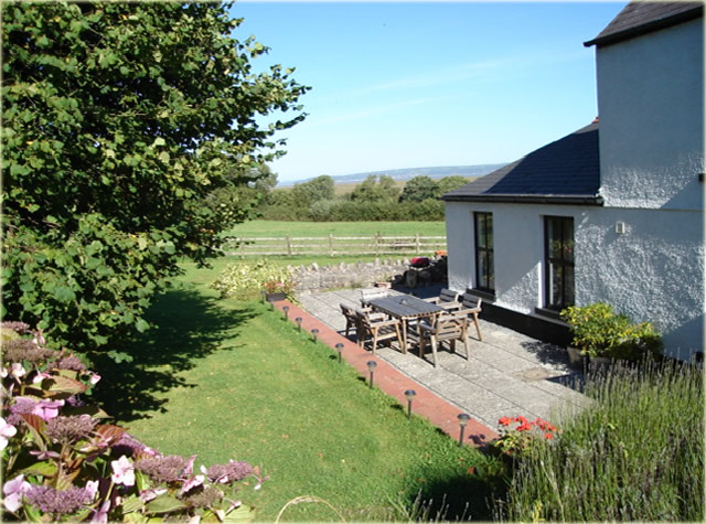 Gower Peninsula Self Catering Accommodation Terrace Hill House