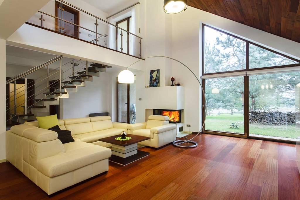 Custom Home Build Interior