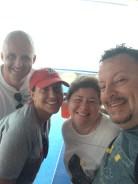 Rum and Reggae Snorkeling trip - before