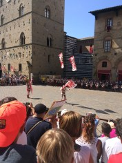 A.D. 1398 festival in Volterra