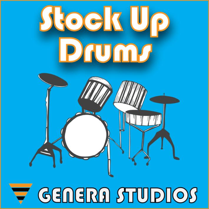 Free Drum Sample Pack From Genera Studios - GowlerMusic
