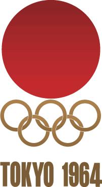 1964 東京五輪 ロゴ