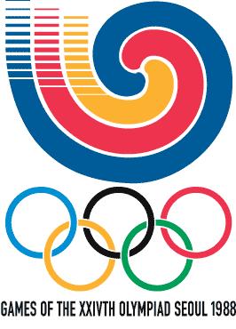 ソウル五輪 - 1988年 夏 ロゴ
