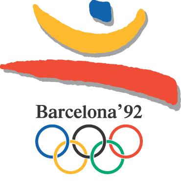 バルセロナ五輪 - 1992年 夏 ロゴ