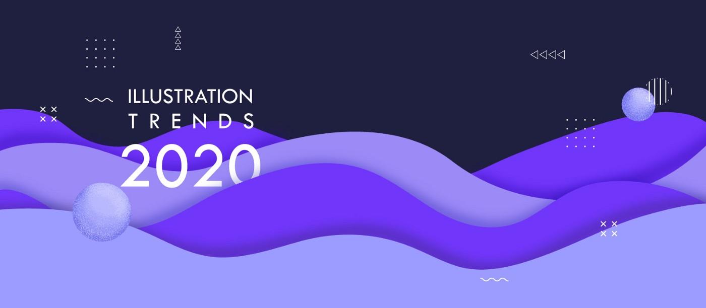 Illustration Trend 2020