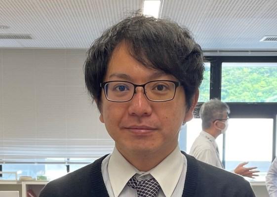 森永健介さん