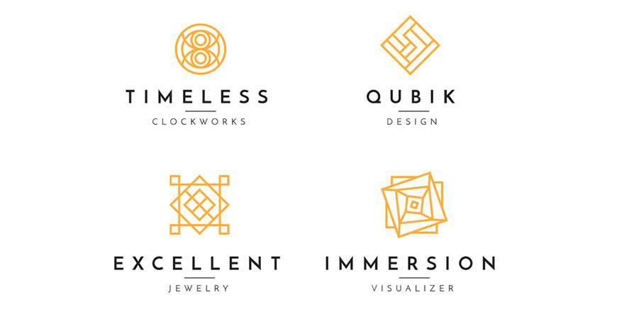 Geometric Logo Template