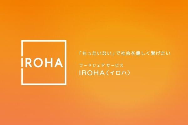 IROHA ロゴデザイン